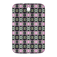 Colorful Pixelation Repeat Pattern Samsung Galaxy Note 8 0 N5100 Hardshell Case