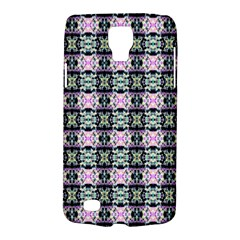 Colorful Pixelation Repeat Pattern Galaxy S4 Active