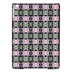 Colorful Pixelation Repeat Pattern iPad Air Hardshell Cases