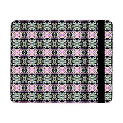 Colorful Pixelation Repeat Pattern Samsung Galaxy Tab Pro 8 4  Flip Case