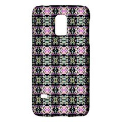 Colorful Pixelation Repeat Pattern Galaxy S5 Mini