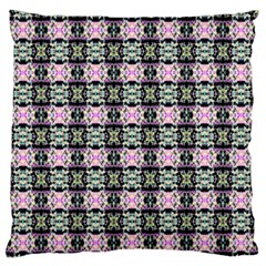Colorful Pixelation Repeat Pattern Standard Flano Cushion Case (Two Sides)
