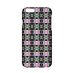 Colorful Pixelation Repeat Pattern Apple Iphone 6/6s Hardshell Case