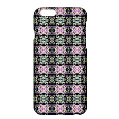 Colorful Pixelation Repeat Pattern Apple Iphone 6 Plus/6s Plus Hardshell Case