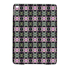 Colorful Pixelation Repeat Pattern iPad Air 2 Hardshell Cases