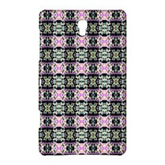 Colorful Pixelation Repeat Pattern Samsung Galaxy Tab S (8.4 ) Hardshell Case