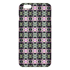 Colorful Pixelation Repeat Pattern iPhone 6 Plus/6S Plus TPU Case