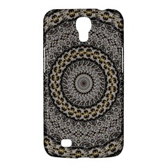 Celestial Pinwheel Of Pattern Texture And Abstract Shapes N Brown Samsung Galaxy Mega 6 3  I9200 Hardshell Case