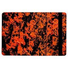 Abstract Orange Background iPad Air 2 Flip