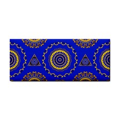 Abstract Mandala Seamless Pattern Cosmetic Storage Cases