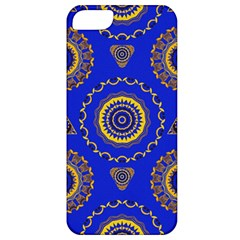 Abstract Mandala Seamless Pattern Apple Iphone 5 Classic Hardshell Case