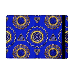 Abstract Mandala Seamless Pattern Apple Ipad Mini Flip Case
