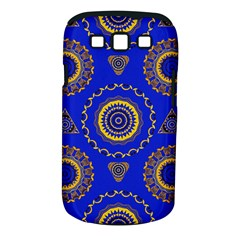 Abstract Mandala Seamless Pattern Samsung Galaxy S Iii Classic Hardshell Case (pc+silicone)