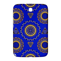 Abstract Mandala Seamless Pattern Samsung Galaxy Note 8 0 N5100 Hardshell Case