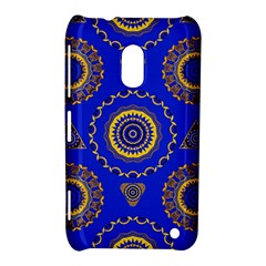 Abstract Mandala Seamless Pattern Nokia Lumia 620