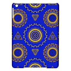 Abstract Mandala Seamless Pattern Ipad Air Hardshell Cases