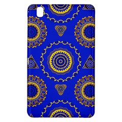 Abstract Mandala Seamless Pattern Samsung Galaxy Tab Pro 8.4 Hardshell Case