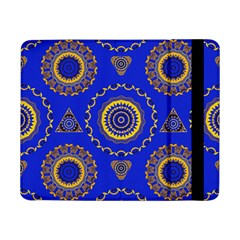 Abstract Mandala Seamless Pattern Samsung Galaxy Tab Pro 8 4  Flip Case