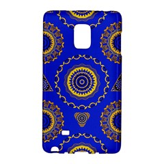Abstract Mandala Seamless Pattern Galaxy Note Edge