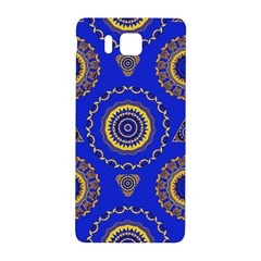 Abstract Mandala Seamless Pattern Samsung Galaxy Alpha Hardshell Back Case