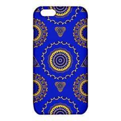 Abstract Mandala Seamless Pattern iPhone 6/6S TPU Case
