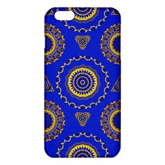 Abstract Mandala Seamless Pattern Iphone 6 Plus/6s Plus Tpu Case