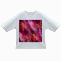 Red Seamless Abstract Background Infant/Toddler T-Shirts