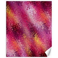 Red Seamless Abstract Background Canvas 16  x 20