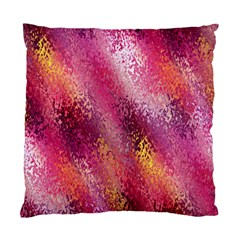 Red Seamless Abstract Background Standard Cushion Case (one Side)