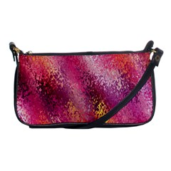 Red Seamless Abstract Background Shoulder Clutch Bags