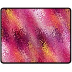Red Seamless Abstract Background Fleece Blanket (Medium)  60 x50 Blanket Front