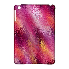 Red Seamless Abstract Background Apple iPad Mini Hardshell Case (Compatible with Smart Cover)