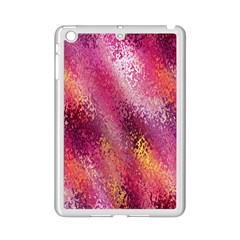 Red Seamless Abstract Background iPad Mini 2 Enamel Coated Cases