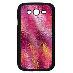 Red Seamless Abstract Background Samsung Galaxy Grand Duos I9082 Case (black)