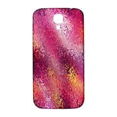 Red Seamless Abstract Background Samsung Galaxy S4 I9500/i9505  Hardshell Back Case