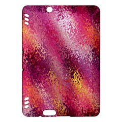 Red Seamless Abstract Background Kindle Fire Hdx Hardshell Case