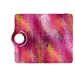 Red Seamless Abstract Background Kindle Fire Hdx 8 9  Flip 360 Case