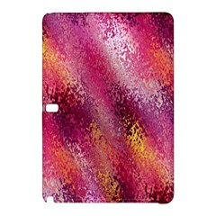 Red Seamless Abstract Background Samsung Galaxy Tab Pro 10 1 Hardshell Case