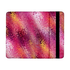 Red Seamless Abstract Background Samsung Galaxy Tab Pro 8 4  Flip Case