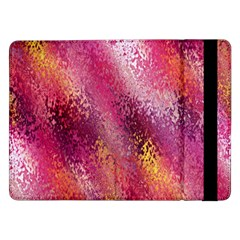 Red Seamless Abstract Background Samsung Galaxy Tab Pro 12.2  Flip Case