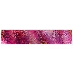 Red Seamless Abstract Background Flano Scarf (small)