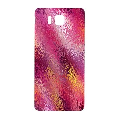 Red Seamless Abstract Background Samsung Galaxy Alpha Hardshell Back Case