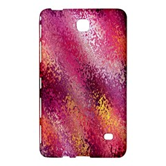 Red Seamless Abstract Background Samsung Galaxy Tab 4 (7 ) Hardshell Case