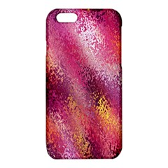 Red Seamless Abstract Background iPhone 6/6S TPU Case