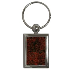 Olive Seamless Abstract Background Key Chains (Rectangle)