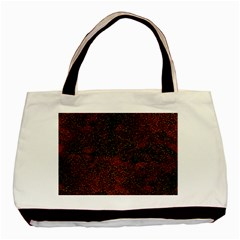 Olive Seamless Abstract Background Basic Tote Bag