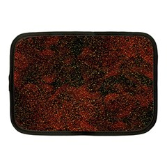 Olive Seamless Abstract Background Netbook Case (Medium)