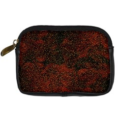 Olive Seamless Abstract Background Digital Camera Cases