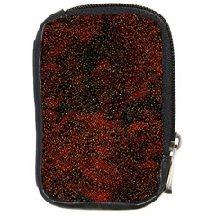 Olive Seamless Abstract Background Compact Camera Cases