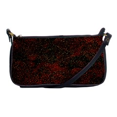 Olive Seamless Abstract Background Shoulder Clutch Bags